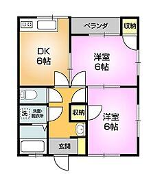 新井駅 4.2万円