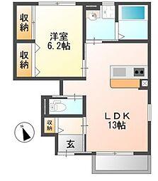 金子駅 5.8万円