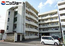 トヨダマンション[4階]の外観