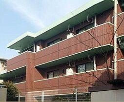 東京都板橋区前野町3の賃貸マンションの外観