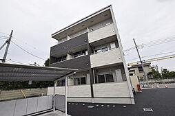 栃木県宇都宮市今宮4丁目の賃貸アパートの外観