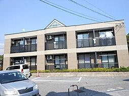 JR東海道・山陽本線 彦根駅 徒歩22分の賃貸アパート
