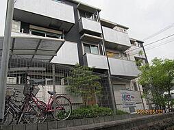 兵庫県神戸市中央区山本通1丁目の賃貸マンションの外観