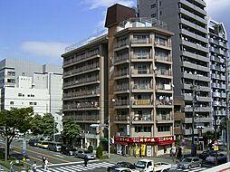 愛知県名古屋市中区上前津2の賃貸マンションの外観
