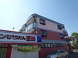 埼玉県越谷市千間台東2丁目の賃貸マンションの外観