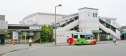 小平駅(西武 新宿線)まで1418m、小平駅(西武 新宿線)より徒歩約17分。