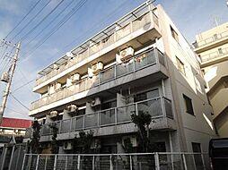 埼玉県戸田市下前2丁目の賃貸マンションの外観