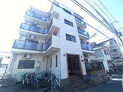 兵庫県神戸市灘区篠原中町4丁目の賃貸マンションの外観
