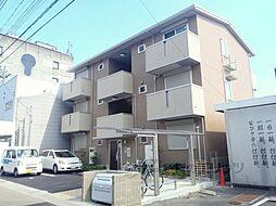 JR東海道・山陽本線 山科駅 徒歩10分の賃貸アパート