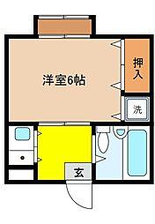 甲南山手駅 3.3万円