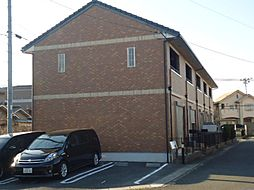 [テラスハウス] 滋賀県近江八幡市鷹飼町 の賃貸【/】の外観