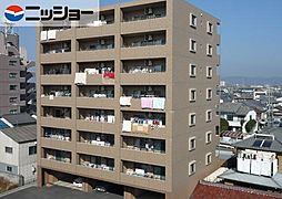 NORTH FORTUNA[2階]の外観