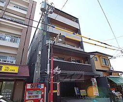 京都府京都市伏見区風呂屋町の賃貸マンションの外観