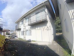 兵庫県川西市東多田3丁目の賃貸アパートの外観