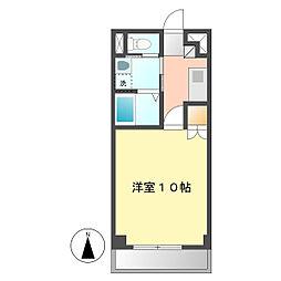 DI−3[1階]の間取り