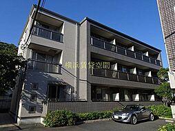 神奈川県横浜市磯子区東町の賃貸マンションの外観