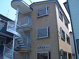 高知県高知市前里の賃貸マンションの外観