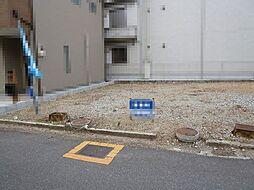 土地(茨木駅から徒歩15分、67.12m²、1,660万円)
