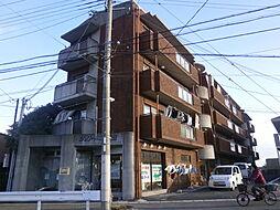 兵庫県尼崎市田能1丁目の賃貸マンションの外観