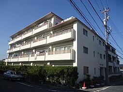 サンローヤル香流[3階]の外観