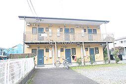 神奈川県相模原市南区北里2の賃貸アパートの外観