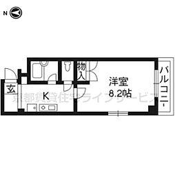スカーラ12[403号室]の間取り