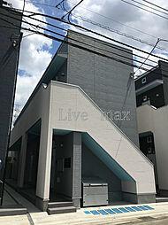 JR東北本線 東大宮駅 徒歩10分の賃貸アパート