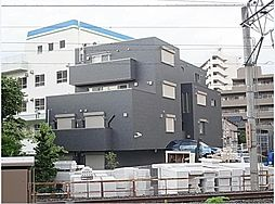 東京都足立区千住東2丁目の賃貸マンションの外観