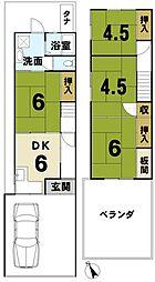 近鉄京都線 向島駅 徒歩11分