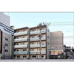 東京都世田谷区尾山台1丁目の賃貸マンションの外観
