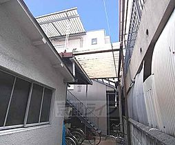 京都府京都市上京区弁天町の賃貸マンションの外観