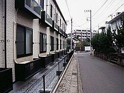 レオパレスウッドさちが丘[107号室]の外観