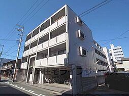 京都府京都市中京区室町通二条上る冷泉町の賃貸マンションの外観