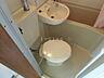 トイレ,1DK,面積24.3m2,賃料3.5万円,バス くしろバス川北八番地下車 徒歩3分,,北海道釧路市川北町7