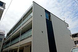 東京都立川市富士見町5丁目の賃貸マンションの外観