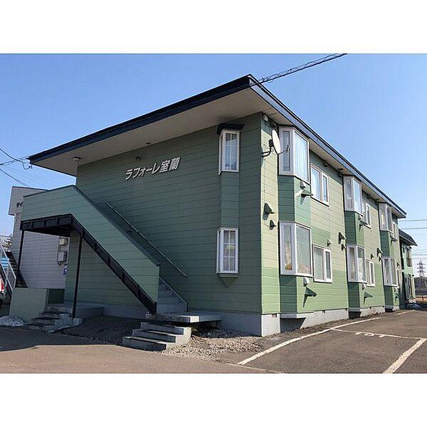 ラフォーレ室蘭 1階の賃貸【北海道 / 室蘭市】