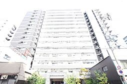プレサンス ロジェ 難波 GRAND WEST[12階]の外観