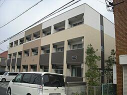 大阪府堺市堺区今池町2丁の賃貸アパートの外観