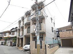 千代田マンション[1階]の外観
