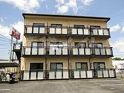 三重県名張市夏見の賃貸マンションの外観