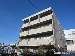 大阪府東大阪市川田2丁目の賃貸マンションの外観