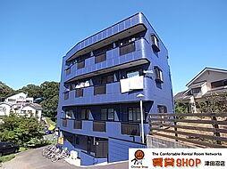 山京マンション[302号室]の外観