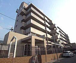 京都府京都市伏見区日野西風呂町の賃貸マンションの外観