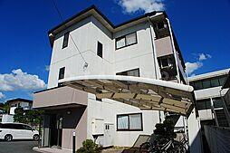 ハイツヨシダB棟[3階]の外観