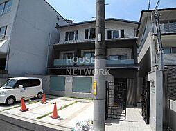 京都府京都市上京区歓喜寺前町の賃貸マンションの外観