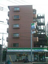 神奈川県横浜市鶴見区矢向2丁目の賃貸マンションの外観