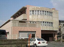福岡県糟屋郡粕屋町原町2丁目の賃貸マンションの外観