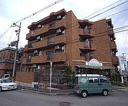 京都府京都市右京区西京極橋詰町の賃貸マンションの外観