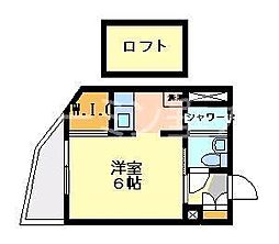 アンカーマンション[2階]の間取り