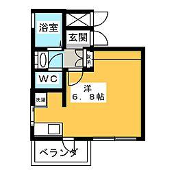 mayumi.7[3階]の間取り